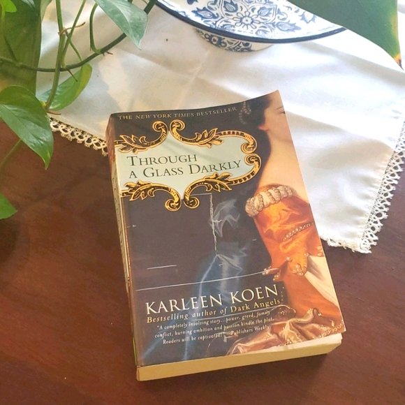 4 for $25!! Theoigh a Glass Darkly by Karsten Koen